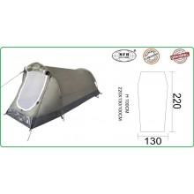 Tenda Tattica Militare Verde OD Max Fuches  Bikers Campeggio Raduno Caccia Art.32143B