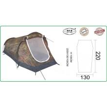 Tenda Tattica Militare Flecktran Max Fuches  Bikers Campeggio Raduno Caccia Art.32143V