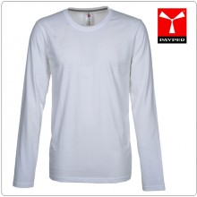 T-shirt Unisex Girocollo Manica Lunga Originale PAYPER Ristorazione Camerieri Cucina Pasticceria Art.PINETA-B