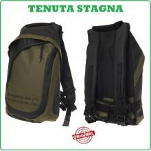 Zaino Stagno a Tenuta Stagna Waterproof  Dry Bag Foxstex GARANTITO Medio VerdeArt.351640