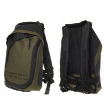 Zaino Stagno a Tenuta Stagna Waterproof  Dry Bag Foxstex GARANTITO Medio Verde Art. 351640