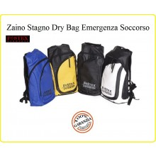 Zaino Stagno a Tenuta Stagna Waterproof  Dry Bag Foxstex GARANTITO Medio Decidi il Colore Art.351645