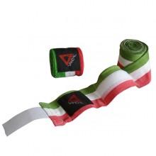 Bendaggi Vandal in cotone elasticizzato con i colori della bandiera italiana Art.35223019