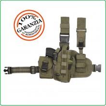 Fondina Per Pistola e Accessori Cosciale Universale Cordura 1000D  M.O.L.L.E. 101 INC  Art.355460