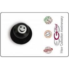 Bottone Bottoni Per Giacca Cuoco Chef  Ego Smile Chef Nuovo  Confezione 12 Pezzi Art.640411