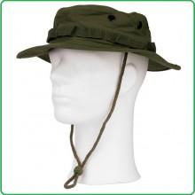 Cappello Berretto Mimetico Jungle Verde OD  Art.SBB-69