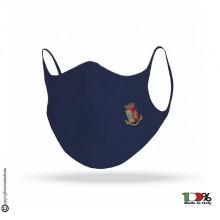 Mascherina Protettiva Modello Adulto Araldico Polizia di Stato nuovo logo prodotto Ufficiale Lavabile da 20 a 40 Volte COVID-19 Art. TUS-PS-M+S