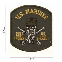 Patch Toppa Americana  US Marins Art.442306-734
