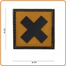 Patch Gommata cm 4.00x4.00 Irritant irritante Acido  Art.444120-3598