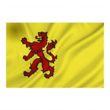 Bandiera Flag Zuid Holland 100x150 Eco Art.447200-092