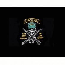 Bandiera Ranger Nera Art.447200-136