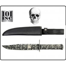 Coltello Teschi Combattimento Militare  Survivor INC 101 Combat Skull Survival Knife 016187 Art.455418