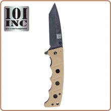 Coltello Serramanico Serie Militare Recon Desert Knife Tan 016898 INC 101 Art.457411