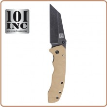Coltello Serramanico Serie Militare Recon Desert Knife Tan 017497 INC 101 Art.457417