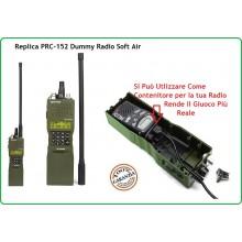 Replica Simulacro per Soft Air PRC-152 Dummy Radio Può Contenere Una Midland Per Rendere il Giuoco più Reale Art.464210