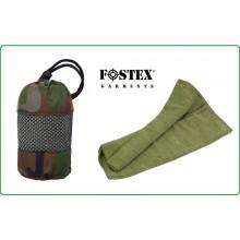 Asciugamano in Microfibra Militare con Sacca Tessuto da Trasporto cm 80x40 Fostex Art.469022