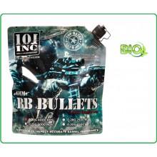 Pallini di Precisione 6 mm gr.0.20 Bio Degradabili Colore Verde 101 INC Sof Air Art.469612