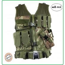Tactical Vest - Gilet Tattico Modulare Corpetto Tattico USMC Mil-Tec Vegetato Esercito Italiano  Art.10720042