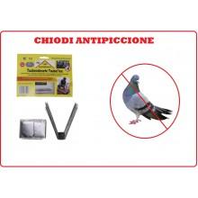 PICCIONI SAVE - colomba Flex - Chiodi Antipiccione - TAUBENABWEHR TaubeFlex  Art.49409