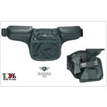 Marsupio Porta Pistola Radar 1957 Italia Ankle and funny pack holster Polizia Carabinieri Vigilanza Art. 5115/0601