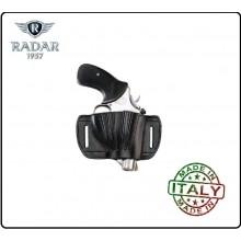 Fondine da Cintura Sogliola a Scomparsa Professionale Concealment  Radar 1957 Italia Flat Slide Polizia Carabinieri Vigilanza Art.5132-