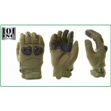 Guanti Tattici Militari Tactical Glove Ranger Strike Back Verdi OD INC 101 Art.221234-V