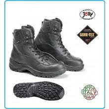 Anfibio Scarponcino Antinfortunistico Militare Warden Boot Gore-Tex® Jolly Italia Art.6231-GA