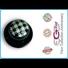 Bottone Per Giacca Cuoco Chef  Ego Quadretto Chef Nuovo  Art.640410