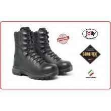 Anfibio Scarpone Scarponcino Stivaletto Antincendio Strutturale Sefety II Gore-Tex® Jolly Italia Art.6511/GA-C