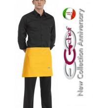 Grembiule Falda Banconiere Con Tascone Yellow cm 40x70 Art.6100012C