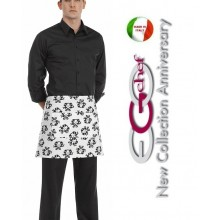 Grembiule Falda Banconiere Con Tascone Wild cm 40x70 Ego chef Art.6100105A