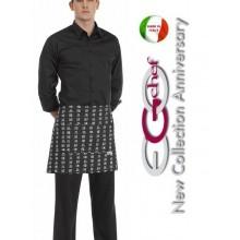 Grembiule Falda Banconiere Con Tascone CHEN-DA cm 40x70 Art.6100115A