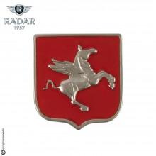 Placca Metallo Toscana per Fibbia Polizia Locale Art. 7076-6009