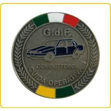 Spilla Distintivo Conduttore Guida Operativa Guardia di Finanza  Art.GDF-CGO