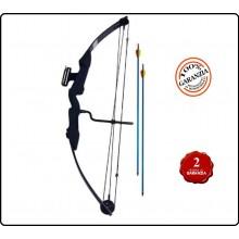 Arco Professionale con Mirino Incluso Compound 55 60 Libre Bon Perfect Linee Fibra Di Carbonio New Caccia Arrow Art.CO 001B