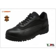 Scarpe Professionale Crispi BLACK YORK Nere Polizia Carabinieri Vigilanza Art.BLACK-Y