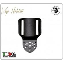 Passante per Pistola Solid Loop Vega Holster Italia per Fondine Shockwave e Vegatek Art.8K23