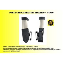 Porta Caricatore Tiro Dinamico Universale in Resina Vega Holster Italia Art.8TP00