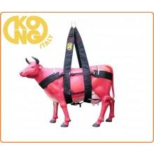 Imbragatura per Salvataggio di Mucche e Cavalli WAKA KONG Soccorso Alpino Protezione Civile Art.8.W.400