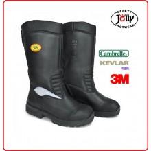 Stivale Anfibio Vigili del Fuoco Soccorso Protezione Civile New Jolly Italia Art. 9016/A-C