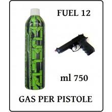 Gas per Armi da Soft Air ml 750 Potentissimo Professionale  Art.FL-12