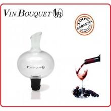 Aeratore Professionale per Vino Decanter  2 in 1 Vin Bouquet VB Art.FIA022