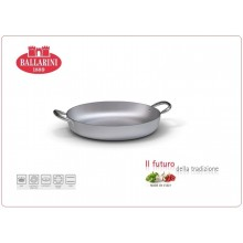 Tegame 2 Maniglie Linea Professionale per Cuochi Chef Ballarini 1889 Italia Art.7008