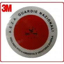 Adesivo Per Paletta Rosso 3M A.E.Z.A Art.R01111
