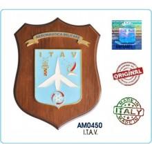 Crest Aeronautica Militare ITAV Prodotto Ufficiale Art.AM9