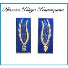 Alamari Metallo Polizia Penitenziaria Camicia Art.PP-A1
