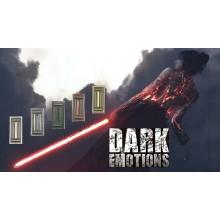Alamari Mostrine Camicia Fondo Nero Novità Dark Emotions Vigilanza Sicurezza Polizia Locale Art.DARK-EMOTIONS