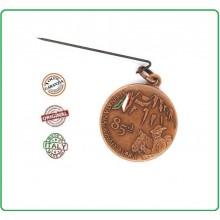 Medaglia Commemorativa Ricordo 85 Adunata Nazionale Alpini  12-13 Maggio 2012 BOLZANO  Art.ALPIBO23