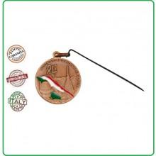Medaglia Commemorativa Ricordo 84 Adunata Nazionale Alpini  7-8 Maggio 2011 TORINO  Art.ALPITO23