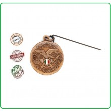 Medaglia Commemorativa Ricordo 87 Adunata Nazionale Alpina -10-11 Maggio 2014 PORDENONE  Art.ALPN24